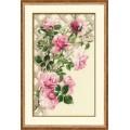 Риолис 898 Розовые розы