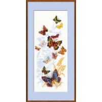 Риолис 902 Бабочки России