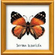 Набор для вышивания НВ094 Бабочка Нимфалида