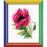 Риолис НВ134 Розовый мак