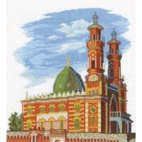 RTO М113 Соборная мечеть г Владикавказа