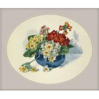 RTO R284 Цветы в вазе