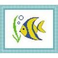 Русский фаворит М-040                     Полосатая рыбка