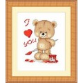 Русский фаворит МК-005                    I love you