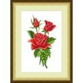 Русский фаворит ЦВ-007                    Букет красных роз