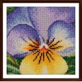 Thea Gouverneur 461 Pansy (Анютины глазки)