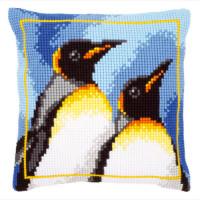 Vervaco PN-0147725 Подушка Королевские пингвины