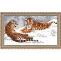 Золотое руно ДЖ-020 Амурские тигры