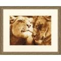 Золотое руно ДЖ-028 Влюбленные львы