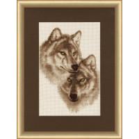 Золотое руно ДЖ-037 Влюбленные волки