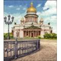 Золотое руно ГМ-011 Исаакиевский собор