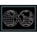 Золотое руно ХК-020 Карта мира