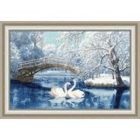 Золотое руно ЛП-036 Белые лебеди