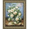 Золотое руно ЛЦ-043 Букет белых роз