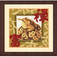 Золотое руно МГ-020 Золотая жаба