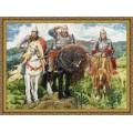 Золотое руно МК-035 Три богатыря