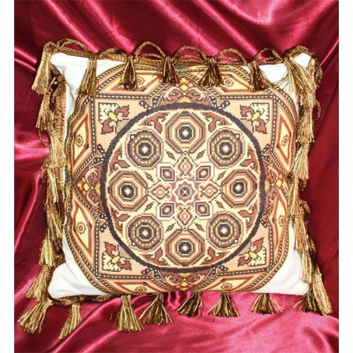 Золотое руно вышивка подушек