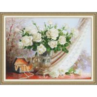 Золотое руно РТ-099 Белые розы