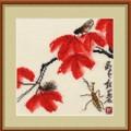 Золотое руно ТЯ-001                    Красные листья