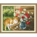 Золотое руно З-041 Дачная жизнь кота Василия