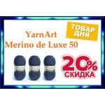 Товар дня - YarnArt Merino de Luxe 50