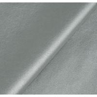 ИКЖ-25-1-20068.037_35_50 Кожа искусственная 330 г/м2, 34,5*50 см  перламутр серебристый