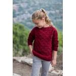 Детский пуловер Strawberry Jam