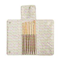 Addi 540-2/000 AddiClick Hook Bamboo - набор сменных крючков