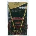 Addi 755-7/4-80 Спицы Addi Lace круговые с удлиненным кончиком 80см 4.0мм