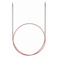 Addi 775-7/2.5-100 Спицы Addi круговые супергладкие с удлиненным кончиком 100см 2.5мм