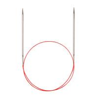 Addi 775-7/2.5-120 Спицы Addi круговые супергладкие с удлиненным кончиком 120см 2.5мм