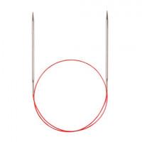 Addi 775-7/2.5-40 Спицы Addi круговые супергладкие с удлиненным кончиком 40см 2.5мм