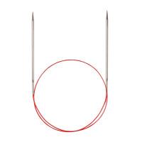 Addi 775-7/5-80 Спицы Addi круговые супергладкие с удлиненным кончиком 80см 5.0мм