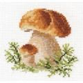 Алиса 0-144 Белые грибы