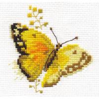 Алиса 0-147 Яркие бабочки. Жёлтая