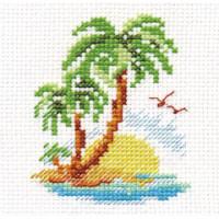 Алиса 0-155 Пальмовый островок