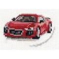 Алиса 0-157 Красный спорткар