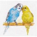Алиса 0-176 Попугайчики