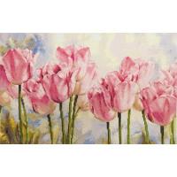 Алиса 2-37 Розовые тюльпаны