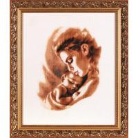 """Alisena 1096 Набор для вышивания Alisena 1096 Набор для вышивания Alisena """"Материнство"""""""