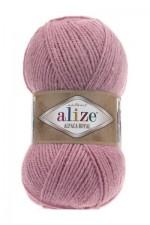 Пряжа для вязания Alize Alpaca Royal (Ализе Альпака Роял) Цвет 269 розовый