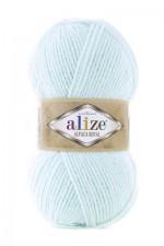 Пряжа для вязания Alize Alpaca Royal (Ализе Альпака Роял) Цвет 522 мята