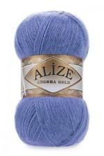 Пряжа для вязания Alize Angora Gold Цвет 237 сапфир