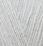 Alize Angora Gold Цвет 362 облачно серый