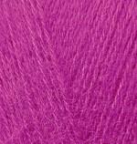 Alize Angora Gold Цвет 46 темно розовый