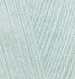 Alize Angora Gold Цвет 514 зимнее небо