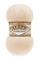 Пряжа Alize Angora Gold (Ализе Ангора Голд) Цвет 681 ярко персиковый