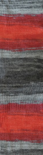Пряжа для вязания Alize Angora Gold Batik (Ализе Ангора Голд Батик) Цвет 6339