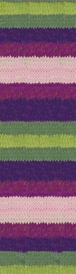 Пряжа для вязания Alize Angora Gold Batik Цвет 6758