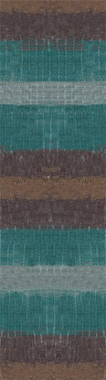 Пряжа для вязания Alize Angora Gold Batik (Ализе Ангора Голд Батик) Цвет 6920